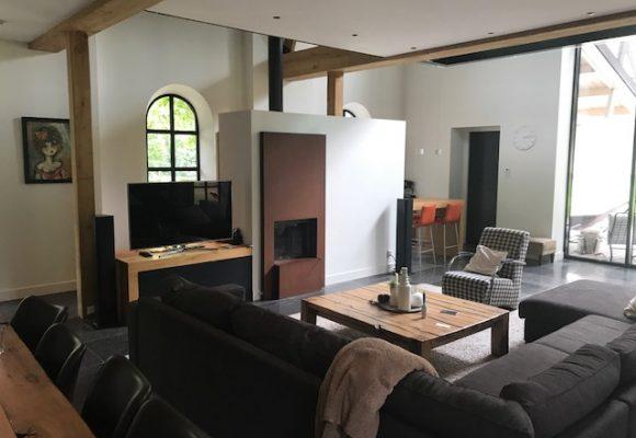 Bad-, Slaap-, & Woonkamer Kessel | | Huub Frenken Interieurarchitect